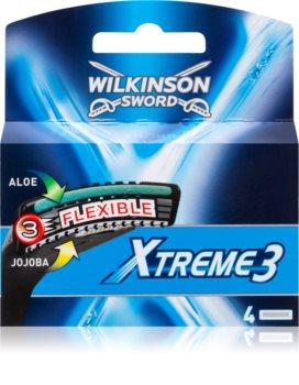 Wilkinson Sword Xtreme 3 náhradné žiletky