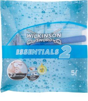 Wilkinson Sword Essentials 2 jednokratna britvica 5 kom