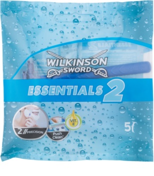 Wilkinson Sword Essentials 2 rasoi monouso 5 pz