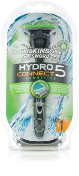 Wilkinson Sword Hydro Connect 5 Rasierapparat für empfindliche Haut