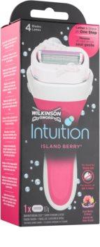 Wilkinson Sword Intuition Island Berry holiaci strojček