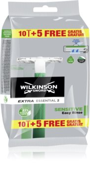 Wilkinson Sword Extra 2  Sensitive jednokratni brijači