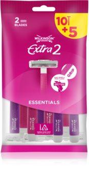 Wilkinson Sword Extra 2  Beauty Einweg-Rasierer für Damen