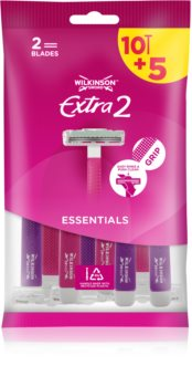 Wilkinson Sword Extra 2  Beauty eldobható borotva hölgyeknek