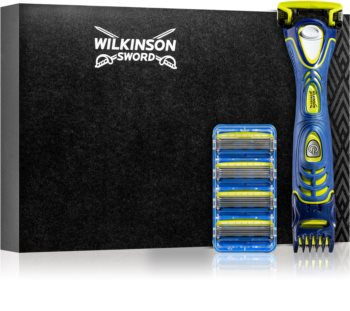 Wilkinson Sword Hydro5 Groomer Aparat de tuns și ras rezerva lama 8 pc