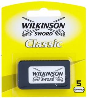 Wilkinson Sword Classic Reservblad 5 st
