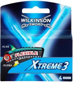 Wilkinson Sword Xtreme 3 Резервни остриета 4 бр
