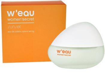 Women'secret W'eau Sunset eau de toilette para mujer 100 ml