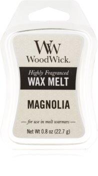 Woodwick Magnolia cera per lampada aromatica