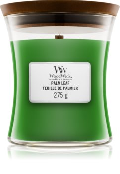 Woodwick Palm Leaf scented candle Wooden Wick