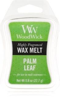 Woodwick Palm Leaf wax melt