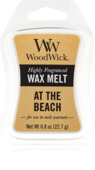 Woodwick At The Beach wachs für aromalampen
