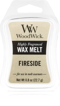 Woodwick Fireside wax melt