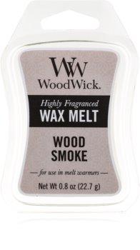 Woodwick Wood Smoke wachs für aromalampen
