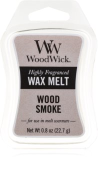 Woodwick Wood Smoke восък за арома-лампа