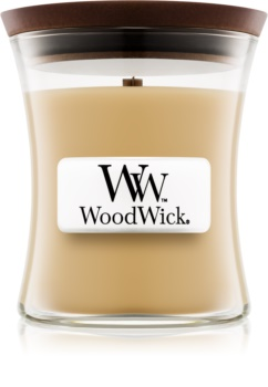 Woodwick At The Beach scented candle Wooden Wick
