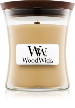 Woodwick At The Beach Tuoksukynttilä Puinen Sydän
