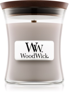 Woodwick Wood Smoke scented candle Wooden Wick