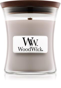 Woodwick Wood Smoke ароматна свещ  с дървен фитил
