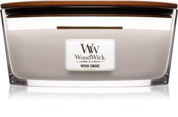 Woodwick Wood Smoke Duftkerze mit holzdocht (hearthwick)