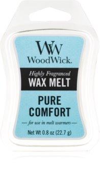 Woodwick Pure Comfort tartelette en cire