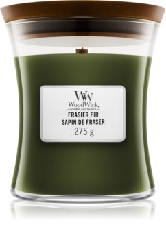 Woodwick Frasier Fir scented candle