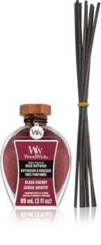 Woodwick Black Cherry aromdiffusor med refill