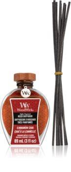 Woodwick Cinnamon Chai aroma difuzer s punjenjem