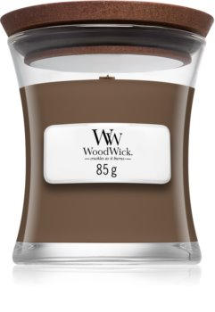 Woodwick Amber & Incense doftljus trä wick