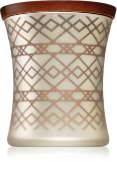 Woodwick Fireside αρωματικό κερί με ξύλινο φιτίλι