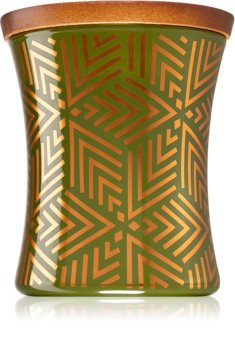 Woodwick Frasier Fir αρωματικό κερί με ξύλινο φιτίλι