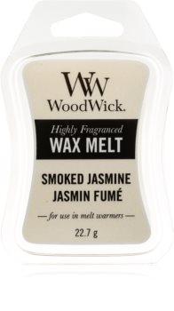 Woodwick Smoked Jasmine vaxsmältning