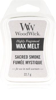 Woodwick Sacred Smoke tartelette en cire