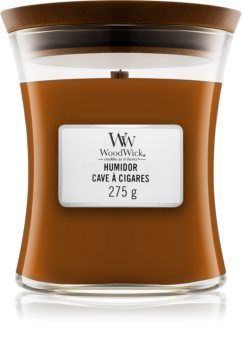 Woodwick Humidor lumânare parfumată