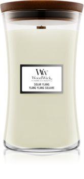 Woodwick Solar Ylang ароматна свещ