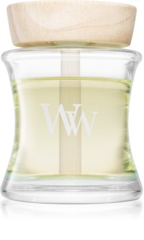 Woodwick Fireside aroma diffuser with filling