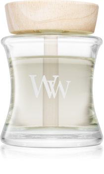 Woodwick Linen Aroma Diffuser mit Füllung I.
