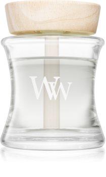 Woodwick White Tea & Jasmine aroma diffuser met vulling