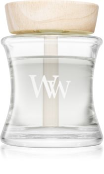 Woodwick White Tea & Jasmine aroma diffuser with filling