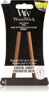 Woodwick Coastal Sunset illat autóba utántöltő