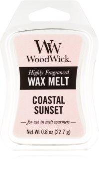 Woodwick Coastal Sunset duftwachs für aromalampe