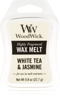 Woodwick White Tea & Jasmine wax melt