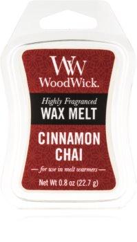 Woodwick Cinnamon Chai восък за арома-лампа