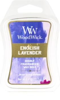 Woodwick English Lavender tartelette en cire Artisan