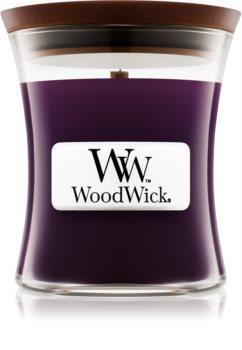 Woodwick Fig Duftkerze mit Holzdocht