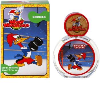 Woody Woodpecker Bruiser Eau de Toilette para crianças 50 ml