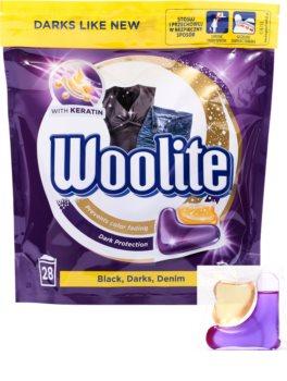 Woolite Darks, Denim & Black Dosettes de lessive