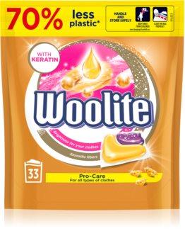 Woolite Pro-Care vaskepods Med keratin