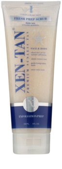 Xen-Tan Clean Collection peeling corporal refrescante para prolongar o bronzeado