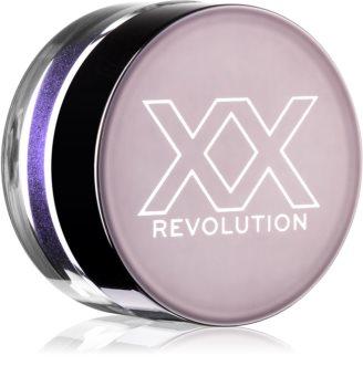 XX by Revolution Chromatixx pigmento glitter per viso e occhi